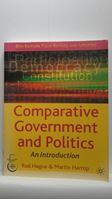 Afbeelding van Comparative Government And Politics