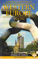 Afbeelding van A Political History of Western Europe Since 1945