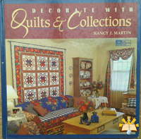 Afbeelding van Decorate with quilts & collections
