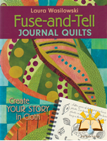 Afbeelding van Fuse-and-tell Journal Quilts