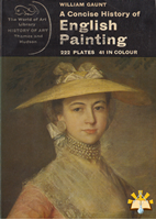 Afbeelding van A concise history of English Painting