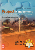 Afbeelding van Project management for business, engineering, and technology