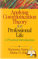 Afbeelding van Applying Communication Theory for Professional Life