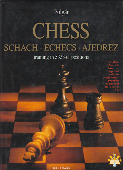 Afbeelding van Chess, Training in 5333 + 1 positions.