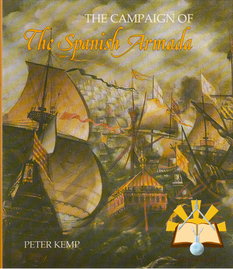 Afbeelding van The campaign of The Spanish Armada