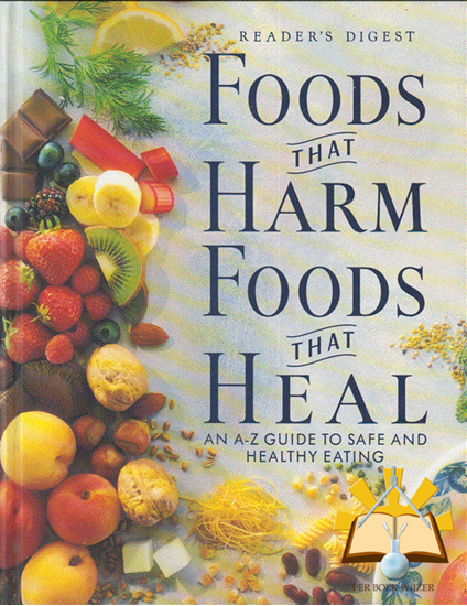 Afbeelding van Foods That Harm, Foods That Heal