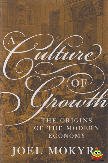 Afbeelding van A Culture of Growth