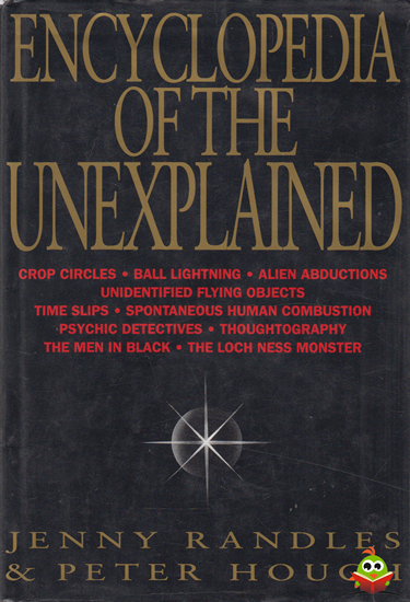 Afbeelding van Encyclopedia of the Unexplained