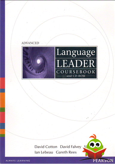 Afbeelding van Language Leader Advanced Coursebook and CD Rom Pack