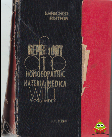 Afbeelding van Repertory of the Homoeopathic Materia Medica and a Word Index