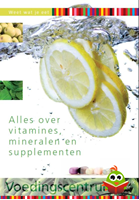 Afbeelding van Alles over vitamines, mineralen en supplementen