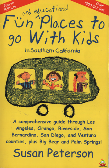 Afbeelding van Fun and Educational Places to Go With Kids in California
