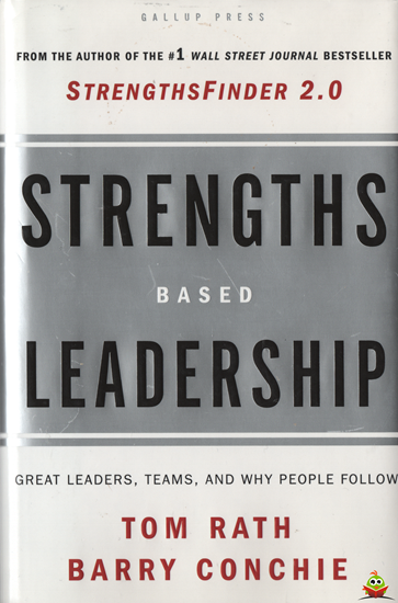 Afbeelding van Strengths Based Leadership