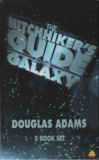 Afbeelding van The Hitchhiker's Guide to the Galaxy boxset (1-5)