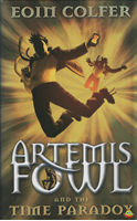 Afbeelding van Artemis Fowl and the Time Paradox