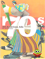 Afbeelding van All-American Ads of the 70s