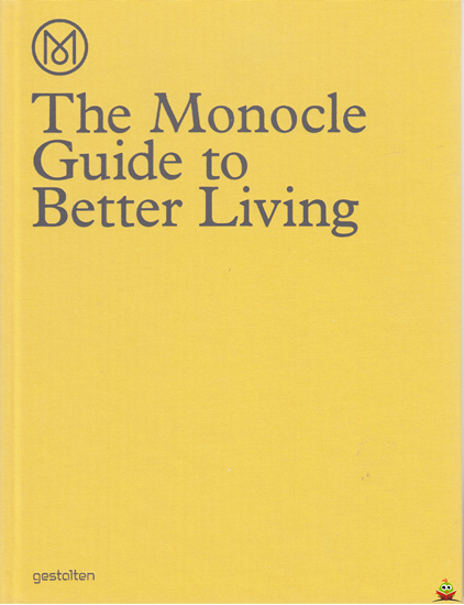 Afbeelding van The Monocle Guide to Better Living