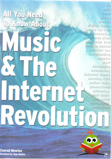 Afbeelding van All You Need to Know about Music & the Internet Revolution