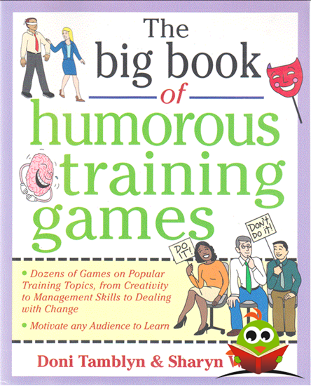 Afbeelding van The Big Book of Humorous Training Games