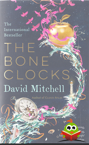 Afbeelding van The Bone Clocks