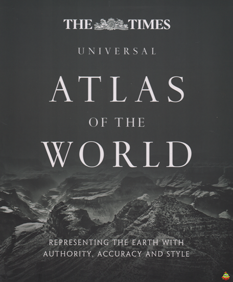 Afbeelding van The Times Universal Atlas of the World