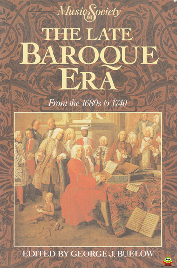 Afbeelding van The Late Baroque Era