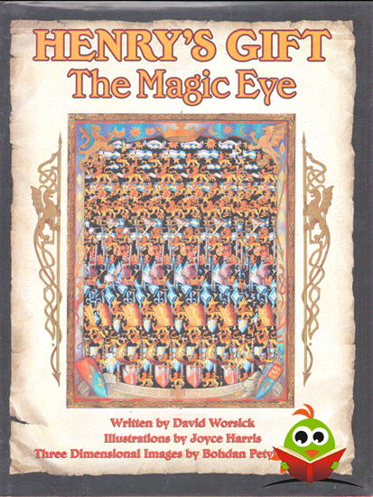 Afbeelding van Henry's gift The magic Eye