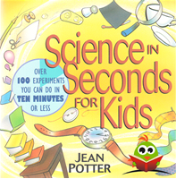 Afbeelding van Science in Seconds for Kids