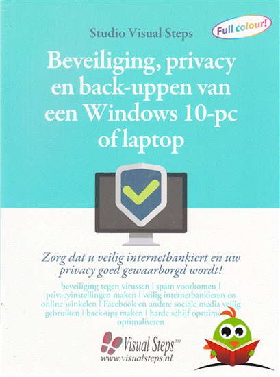 Afbeelding van Beveiliging, privacy en back-uppen van een Windows 10-pc of laptop