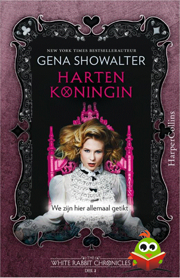 Afbeelding van Hartenkoningin - The White Rabbit Chronicles 3