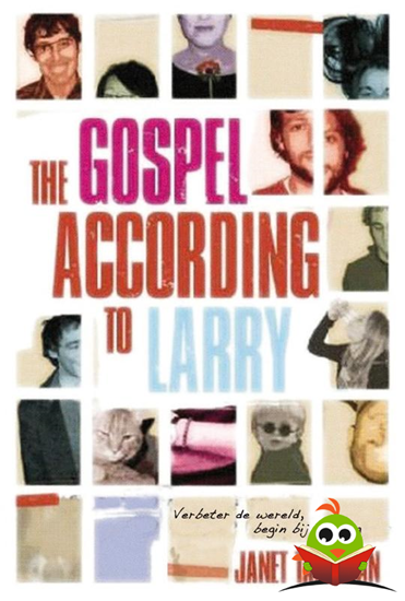 Afbeelding van The gospel according to Larry