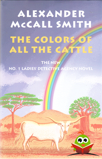 Afbeelding van The Colors of All the Cattle