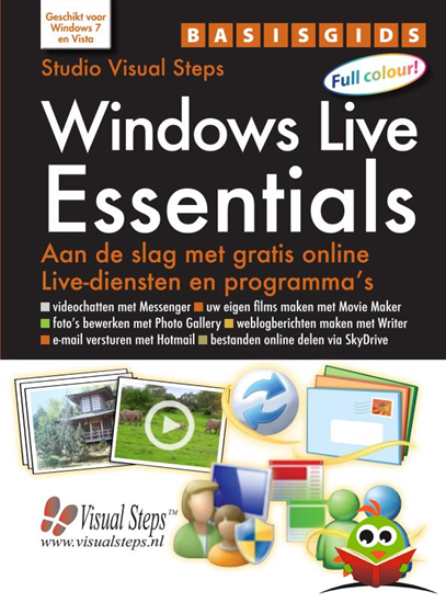 Afbeelding van Basisgids Windows Live Essentials