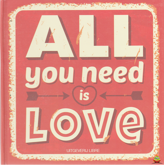 Afbeelding van All you need is love