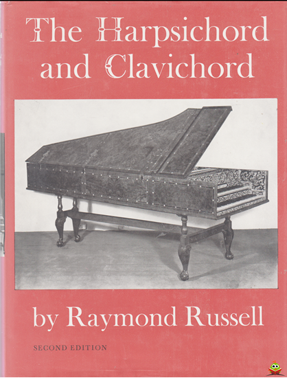 Afbeelding van The harpsichord and clavichord: An introductory study