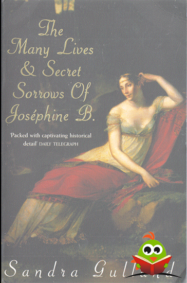 Afbeelding van The Many Lives and Secret Sorrows of Josephine B