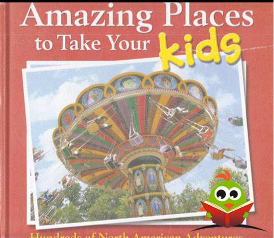 Afbeelding van Amazing Places to Take Your Kids