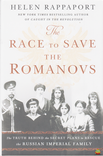 Afbeelding van The Race to Save the Romanovs