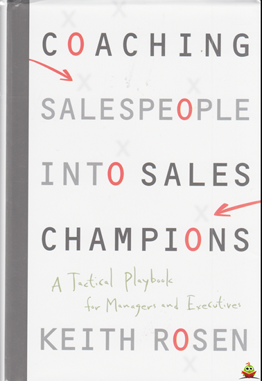 Afbeelding van Coaching Salespeople into Sales Champions