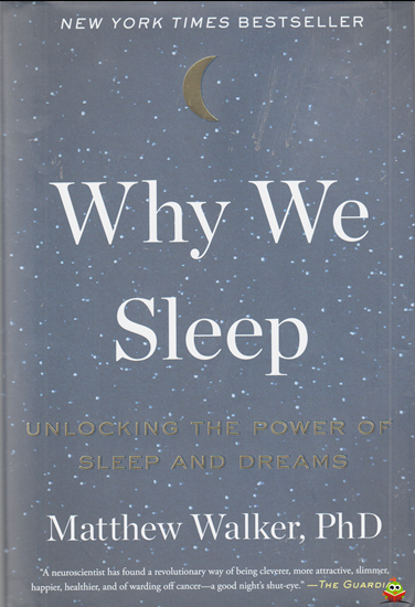 Afbeelding van Why We Sleep