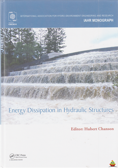 Afbeelding van Energy Dissipation in Hydraulic Structures