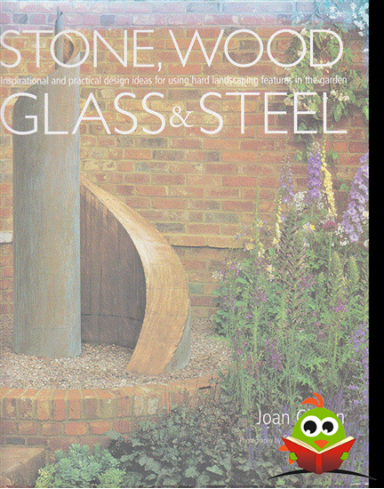 Afbeelding van Stone, Wood, Glass And Steel