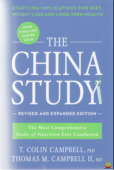 Afbeelding van The China Study